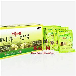 Bổ gan tiêu độc Bio Hàn Quốc dạng túi xách