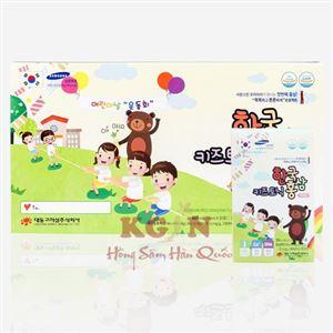 Hồng sâm baby cho trẻ em Hàn Quốc