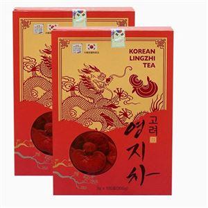 Trà linh chi Hàn Quốc hòa tan 100 gói