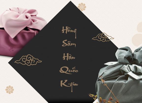 Giới thiệu về hồng sâm Hàn Quốc K-GIN
