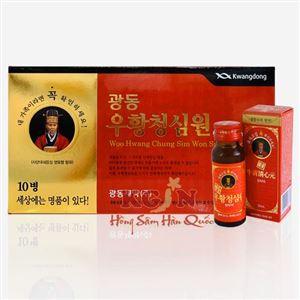 An cung ngưu hoàng nước Hàn Quốc Kwangdong