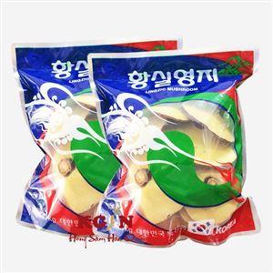 Nấm linh chi núi đá vàng Hàn Quốc