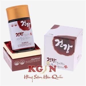 Cao hồng sâm thượng hạng Hàn Quốc